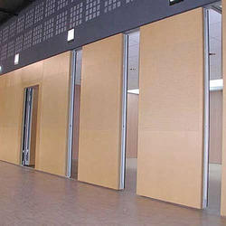 Acoustic Movable Partitions