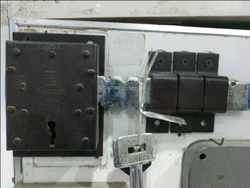 Iron Door Locker