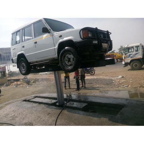 f2bfff64441 Hydraulic Car Washing Lift at Rs 65000  piece