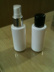Cosmetic Jar containers and spray bottles