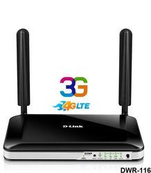 D-LINK DWR-116 4G WIFI Router
