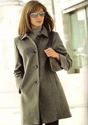 a442c75238a Ladies Office Overcoats, Ladies Coat, महिलाओं का कोट ...