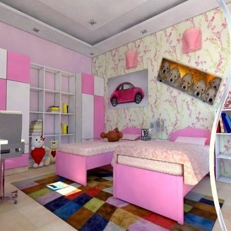 Modular Kids Bed Baby Bed Children Bed Girls Bed Kids Bedroom