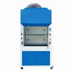 Blue Laboratory Fume Hood