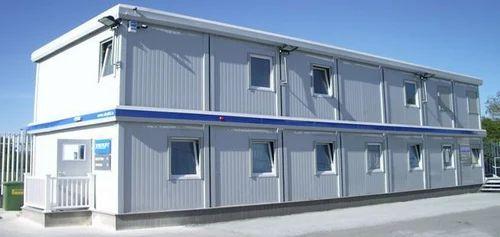 Wood Modular Buildings, M/s Repromachines | ID: 11392769573
