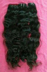 Raw unprocessed Virgin Human Hair