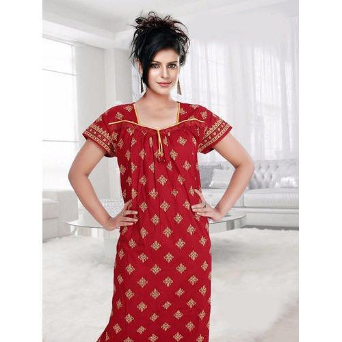 Fancy Nighty at Rs 300  piece(s)  079174cc8