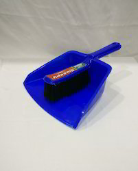 Dust Pan with Brush
