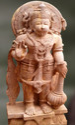 Sandstone Hanuman Vayuputra  Sculpture