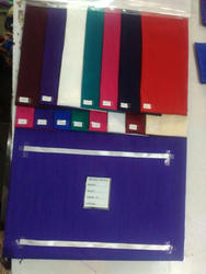 Yarn Dyed Raw Silk Dupion