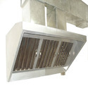 Exhaust Hood with Filter