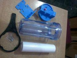 1000LPH-9000LPH Blue Water Filter Housing, Pp & Ss, Size: 10''-30'' (slim & Jumbo)