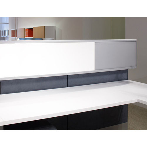 Wooden Modular Overhead Storage Cabinet
