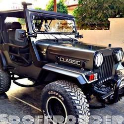 Modified Jeeps - Suppliers, Manufacturers & Traders in India