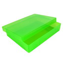 Recyclable Green PP Boxes