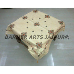 Designer Embroidery Table Cover