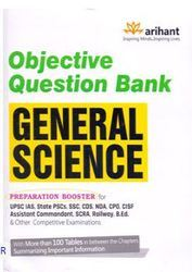 Objective Question Bank General Science Book
