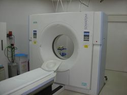Siemens Somatom Volume Zoom CT Scanners