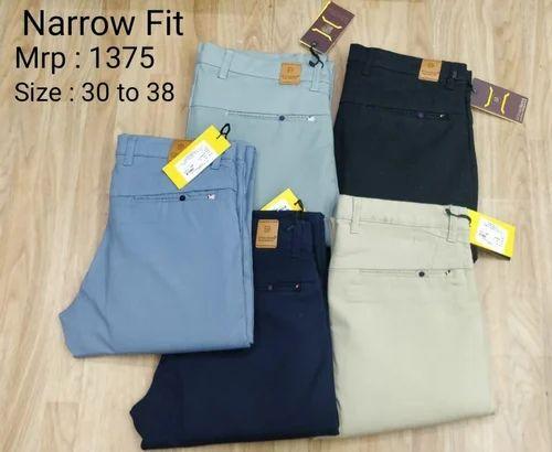 9dfa5c336e Cotton Pant - Casual Men's Cotton Pants Manufacturer from Surat