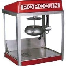 Pop Corn Making Machine