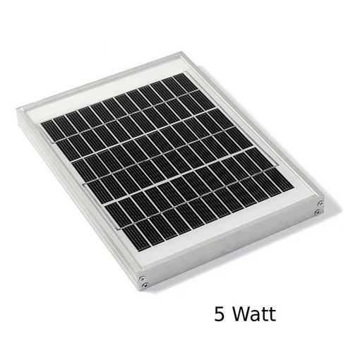 Solar Panels 5 Watt Solar Panels Manufacturer From New Delhi