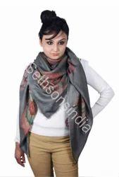 Multicolor Sethsons印度围巾,包装类型:塑料袋