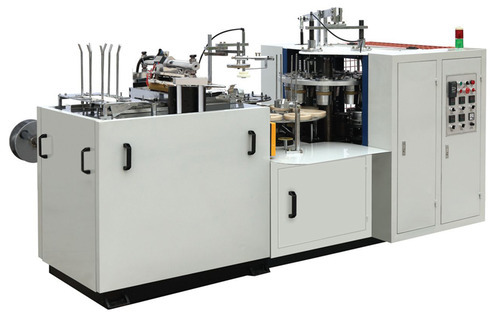 Paper Cup Making Machine Production Capacity 2000 3000