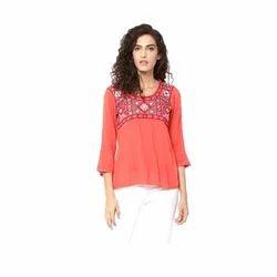 8390d132c46 Rayon Top - Ladies Rayon Top Latest Price
