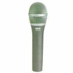 Wireless Silver PA Microphone