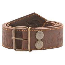 Genuine Leather Men Belt BLT102