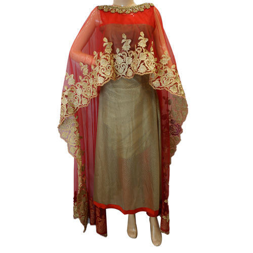 Embroidered Poncho Dress At Rs 2895 Piece Chitli Qabar New