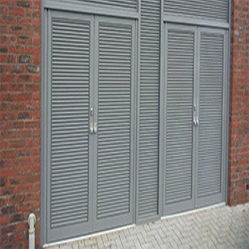 Aluminium Louver Door & Aluminium Louver Door at Rs 250 /square feet | Sector 9 | Noida | ID ...
