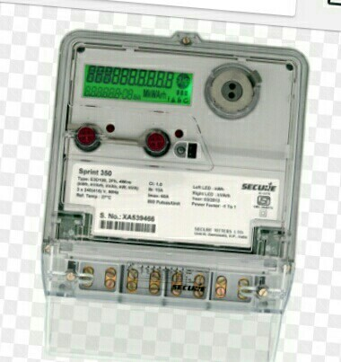Secure Sprint 350 Energy Meter