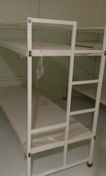 MS Powder Coated Bunk Bed