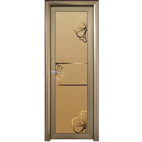 Bathroom Doors Prices aluminum bathroom door at rs 220 /square feet | aluminium bathroom