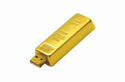 Golden Pen Drive