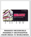 Meloset Dietary Supplement