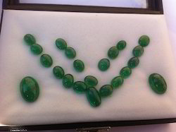 Emerald Cabochons Layout