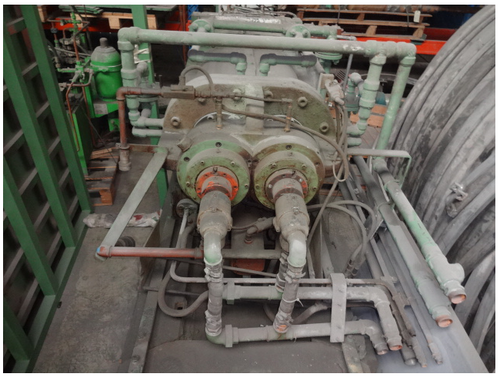 Used Continuous Mixer Wholesale Trader From Delhi