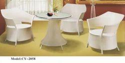 White Rattan Wicker Furniture