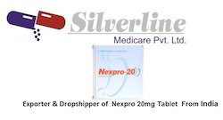 Nexpro 20mg Tablet