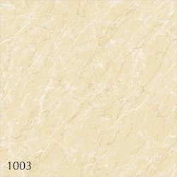 Porcelain Gloss Vitrified Jet Tile, Size: Medium