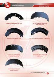 Tata Air Brake System SSAA Air Brake Shoe