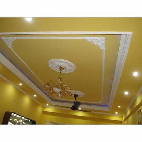 Designer False Ceiling In Mahasinghpura Keshyawala, Jaipur