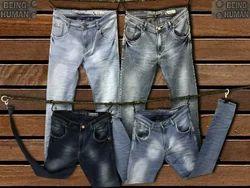 Denim Lycra Jeans
