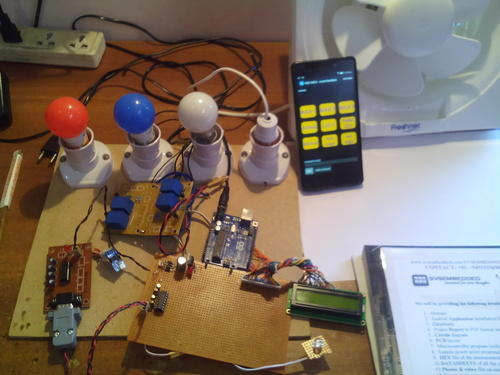 Android Wi Fi Home Automation Using Arduino