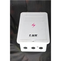Rmw Rectangular Pole Junction Box, Ip55