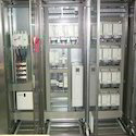 PLC Controlled Automation System
