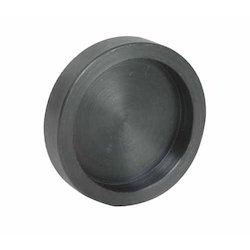 Black HDPE End Cap