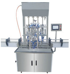 Auto Liquid and Paste Filling Machine
